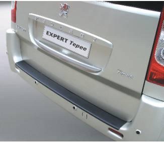 Trunk protector for Peugeot Expert type 229 Tepee à partir du 2007- pour le modele avec jupe arrière peinte