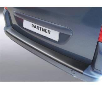 Trunk protector for Peugeot Partner 2 à partir du 01/2008- pour le modele avec jupe arrière peinte