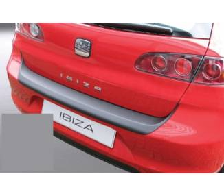 Protection de coffre pour Seat Ibiza 6L 3/5 portes de 2006-05/2008 Facelift pas le FR et Cupra