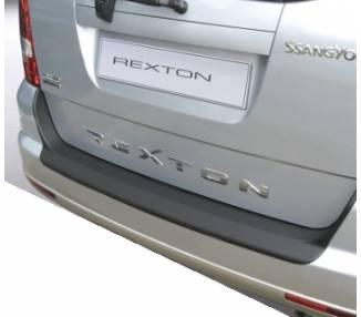 Trunk protector for SsangYong Rexton I 5 portes à partir du 2006-