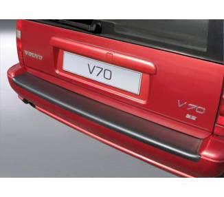 Trunk protector for Volvo V70 Break de 1996-2000 pour le modèle avec jupe arrière peinte