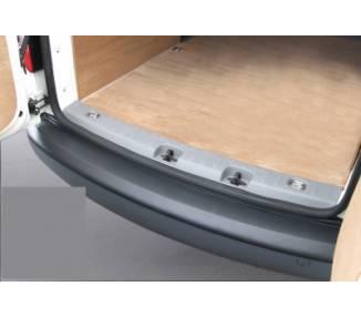Trunk protector for VW Caddy 2K aussi le Maxi à partir du 05/2004 pour le modèle avec la jupe arrière en plastique noir