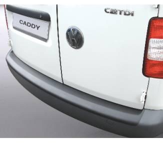 Trunk protector for VW Caddy 2K aussi le Maxi 05/2004- pour le modèle avec jupe arrière peinte