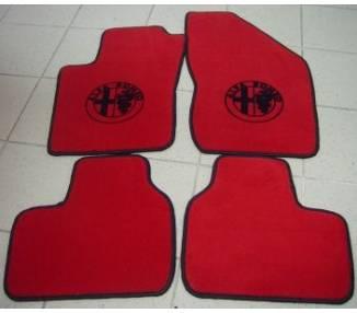 Tapis de sol pour Alfa Romeo 147