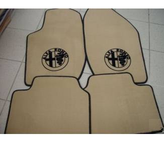 Car carpet for Alfa Romeo 164