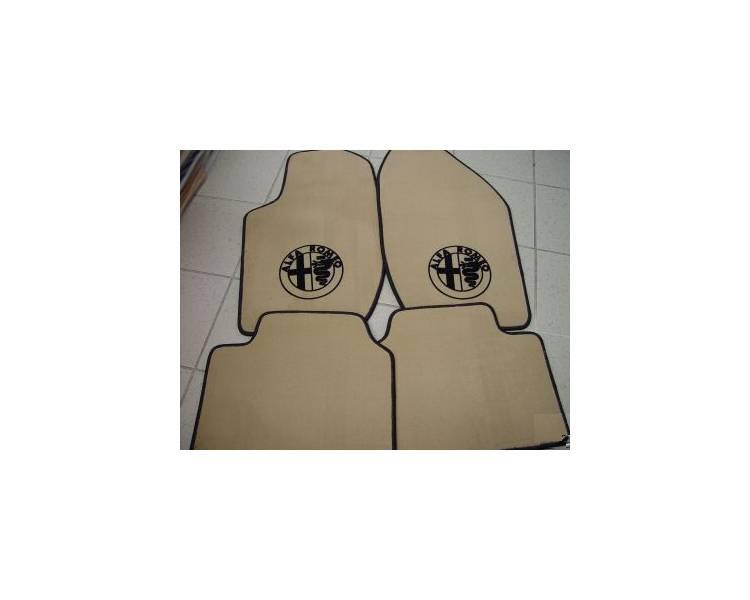Car carpet for Alfa Romeo 164