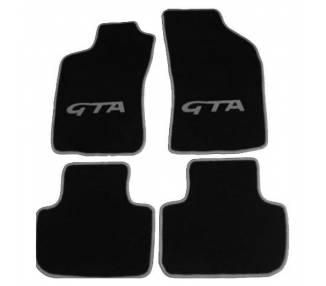 Tapis de sol pour Alfa Romeo 147 GTA