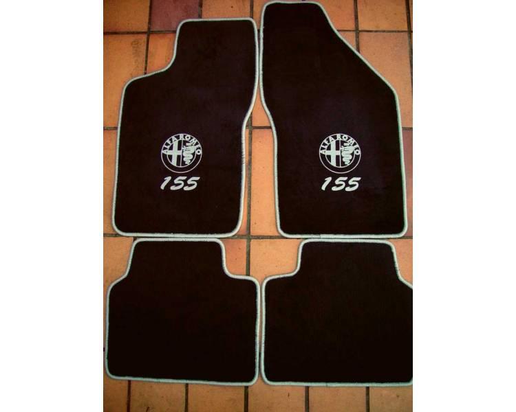 Car carpet for Alfa Romeo 155