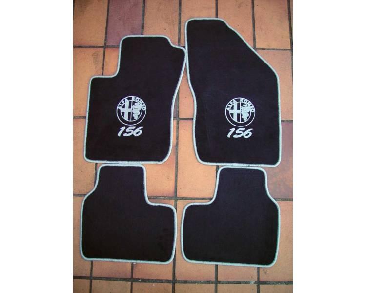 Car carpet for Alfa Romeo 156