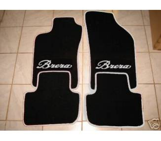 Car carpet for Alfa Romeo Brera