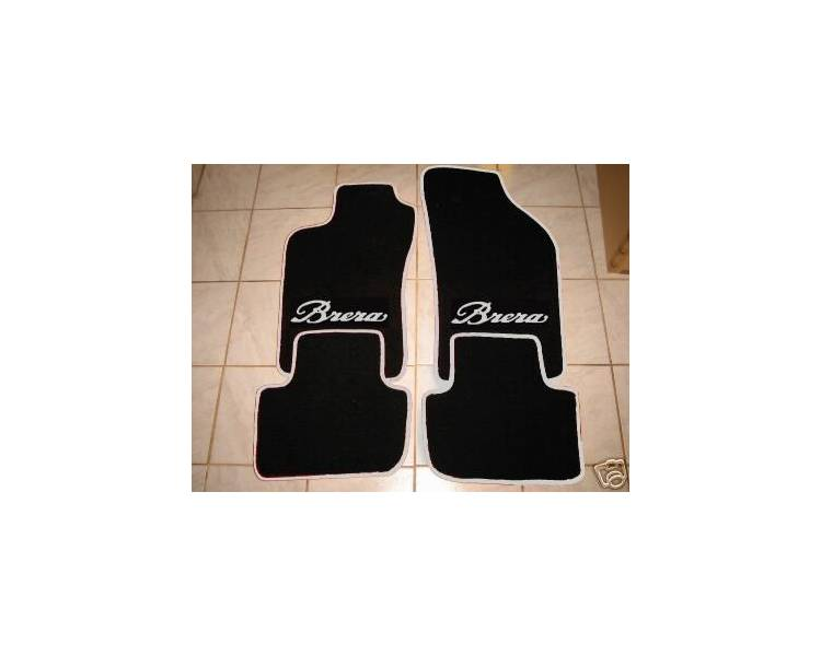 Car carpet for Alfa Romeo Brera