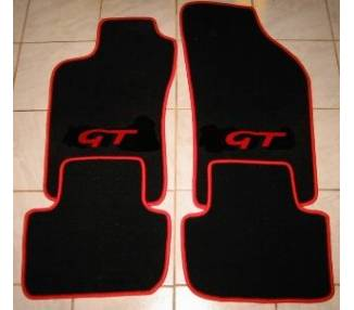 Car carpet for Alfa Romeo GT de 2004-2010