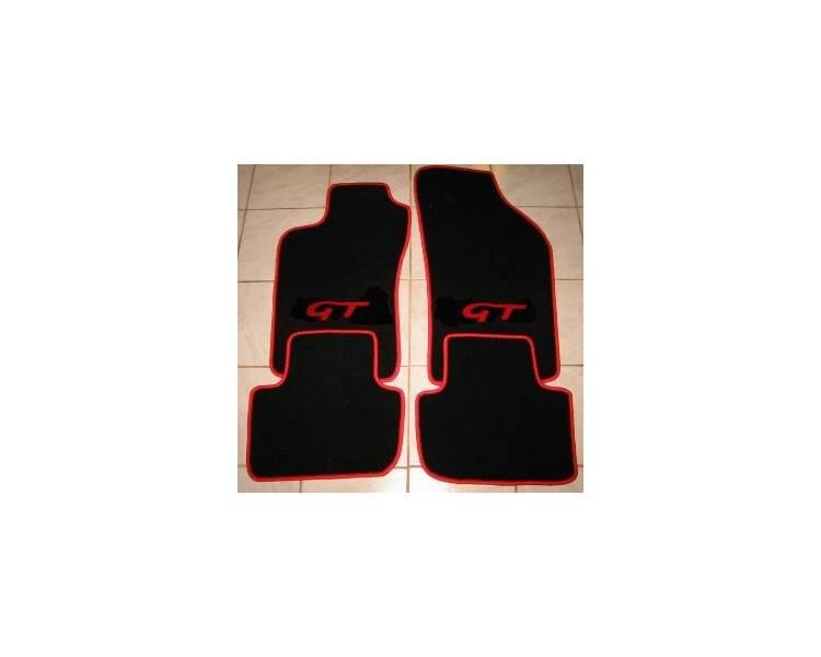 Car carpet for Alfa Romeo GT de 2004-2010