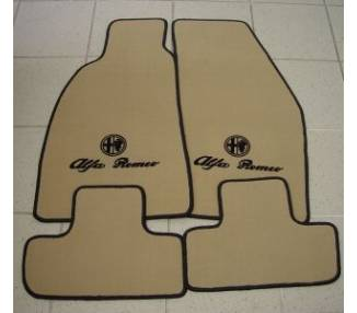 Car carpet for Alfa Romeo GTV6 de 1981-1998