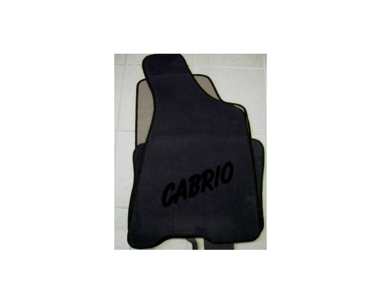 Car carpet for Audi 80 Type 89