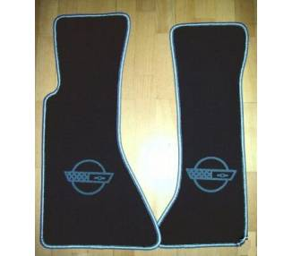 Car carpet for Chevrolet Corvette C4