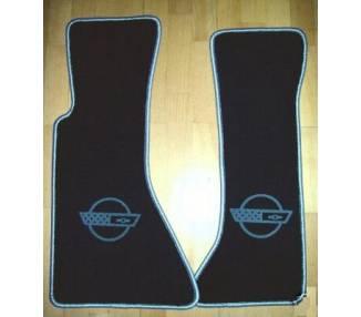 Tapis de sol pour Chevrolet Corvette C4
