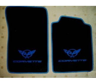 Car carpet for Chevrolet Corvette C5