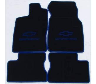 Car carpet for Chevrolet Camaro de 1970-1981
