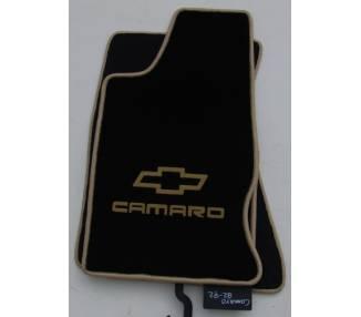 Tapis de sol pour Chevrolet Camaro de 1982-1992