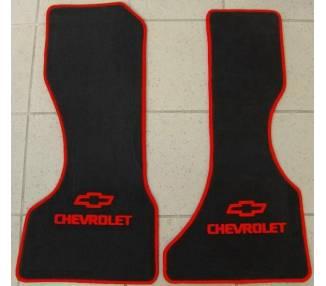 Car carpet for Chevrolet G20 (pas le GMC)