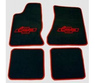 Car carpet for Chevrolet Camaro de 1982-1992