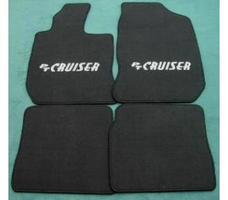 Car carpet for Chrysler PT cruiser