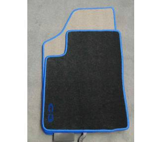Car carpet for Citroen C3