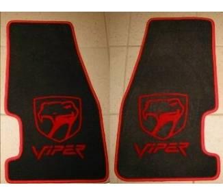 Tapis de sol pour Dodge Viper GTS