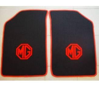 Car carpet for MG F + TF