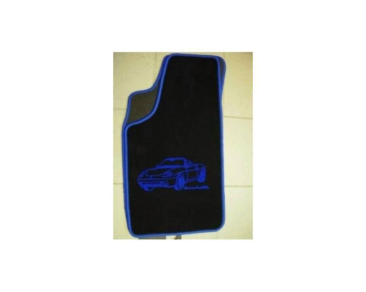 Autoteppiche für Fiat Barchetta