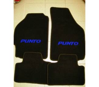 Car carpet for Fiat Punto 3 (Type 199) à partir de 2005