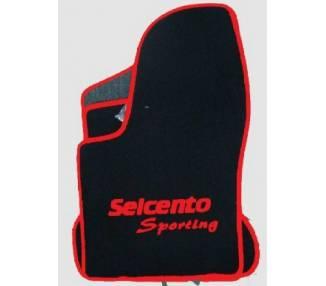 Autoteppiche für Fiat Seicento