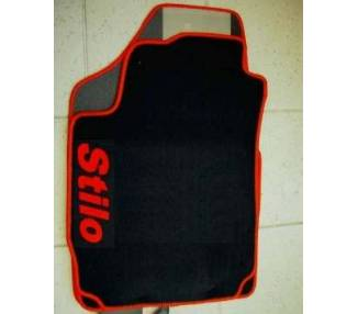 Car carpet for Fiat Stilo