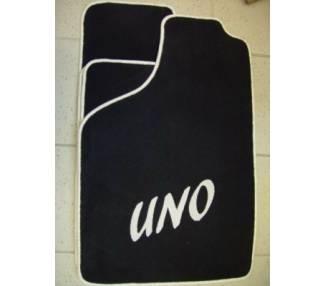 Car carpet for Fiat Uno