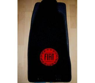 Car carpet for Fiat 124 Spider