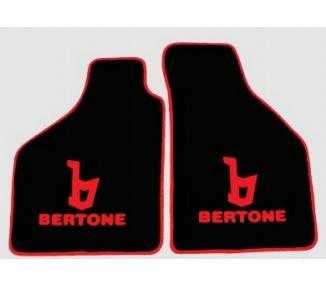 Car carpet for Fiat X1/9 Bertone
