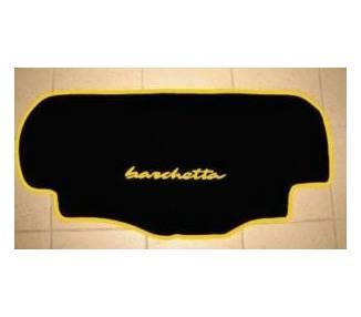 Car carpet for Fiat Barchetta