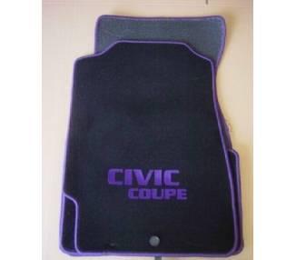 Car carpet for Honda Civic