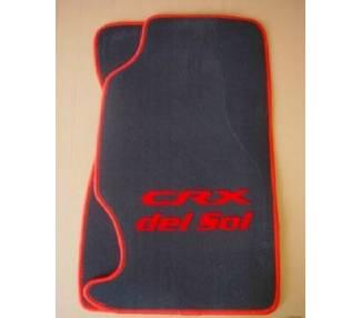 Car carpet for Honda CRX del Sol