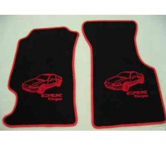 Car carpet for Honda CRX Targa