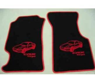 Tapis de sol pour Honda CRX Targa