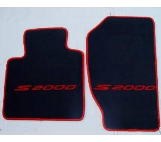 Autoteppiche für Honda S2000