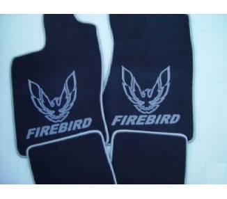 Tapis de sol pour Pontiac Firebird de 1970-1981
