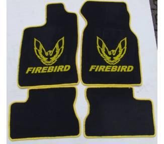 Car carpet for Pontiac Firebird de 1993-2000