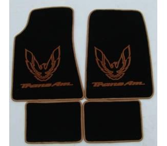 Tapis de sol pour Pontiac Trans Am de 1982-1992