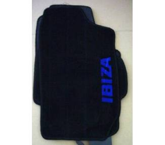 Tapis de sol pour Seat Ibiza 3 (6L) de 2002-2008
