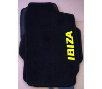 Tapis de sol pour Seat Ibiza 4 (6J) à partir de 2008