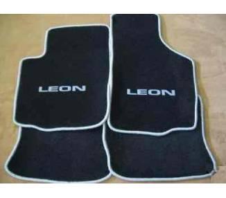 Car carpet for Seat Leon (1M) de 1999-2005