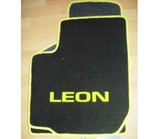 Car carpet for Seat Leon (1P) à partir de 2005
